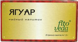 Чайный напиток Ягуар цена 57.00 грн, купить в Донецке.