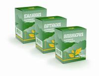 Продукты питания. issledov.  Чайные напитки Kati 5p - АРТИКИЯ.